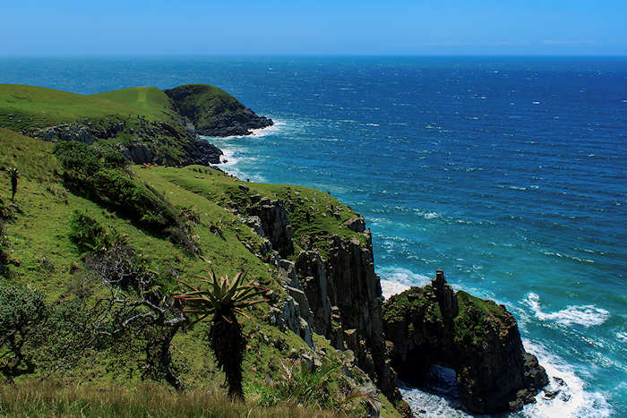 coffee bay, hole in the wall, wild coast, oostkaap