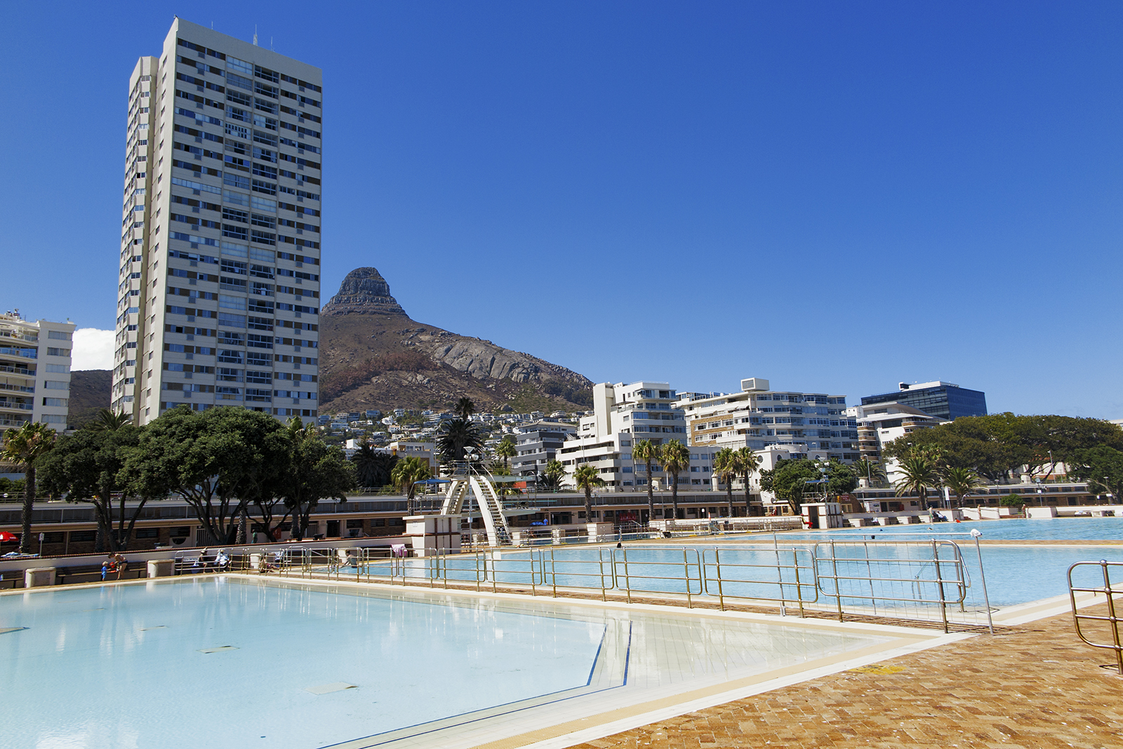 zwembad, seapoint