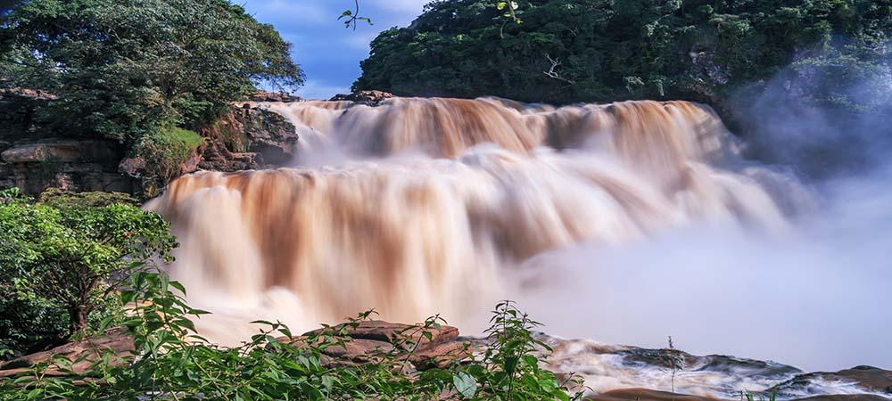 Congo – Zongo Falls